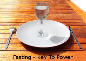 Fasten - Schlüssel zur Macht
